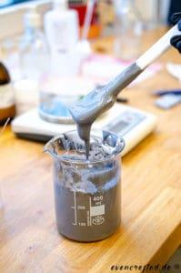 Cremiges Duschgel ohne Seife- 2 vegane und simple Varianten