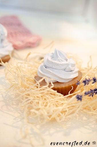 Cupcakes zum BAden und Duschen