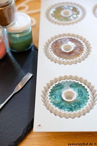 Seife mit Kordel- Anleitung für DIY Kosmetik | evencrafted.de ♥ DIY & Naturkosmetik Blog