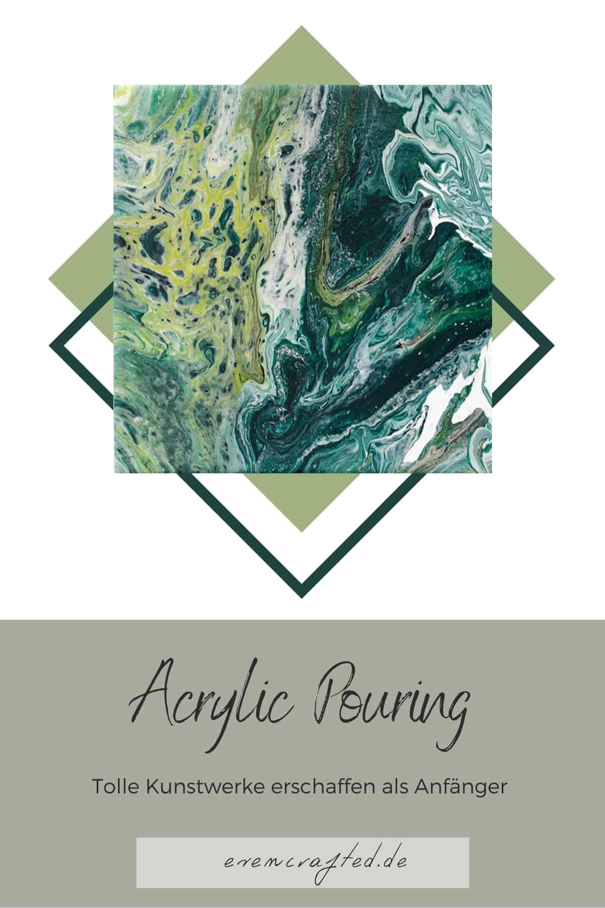 Malen mit Wasserfarbe - Spritzbilder als DIY Idee | evencrafted.de ♥ DIY & Naturkosmetik Blog