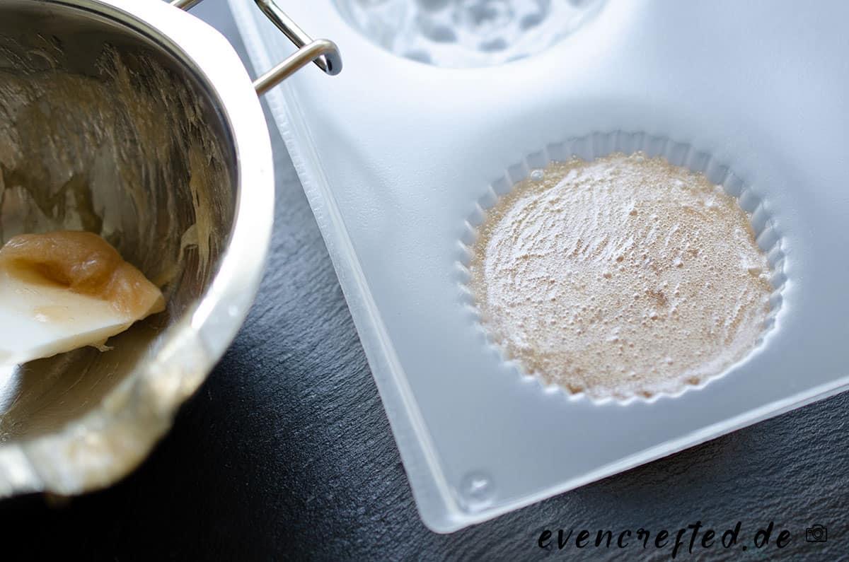 Fluffige Seife als Geschenk zu Mutterag  | evencrafted.de ♥ DIY & Naturkosmetik Blog