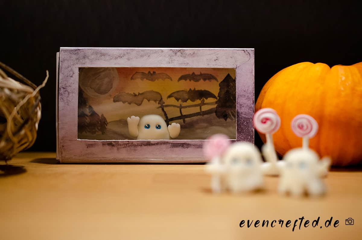 2 Fimo Ideen: Süße Halloween Deko | evencrafted.de ♥ DIY & Naturkosmetik Blog