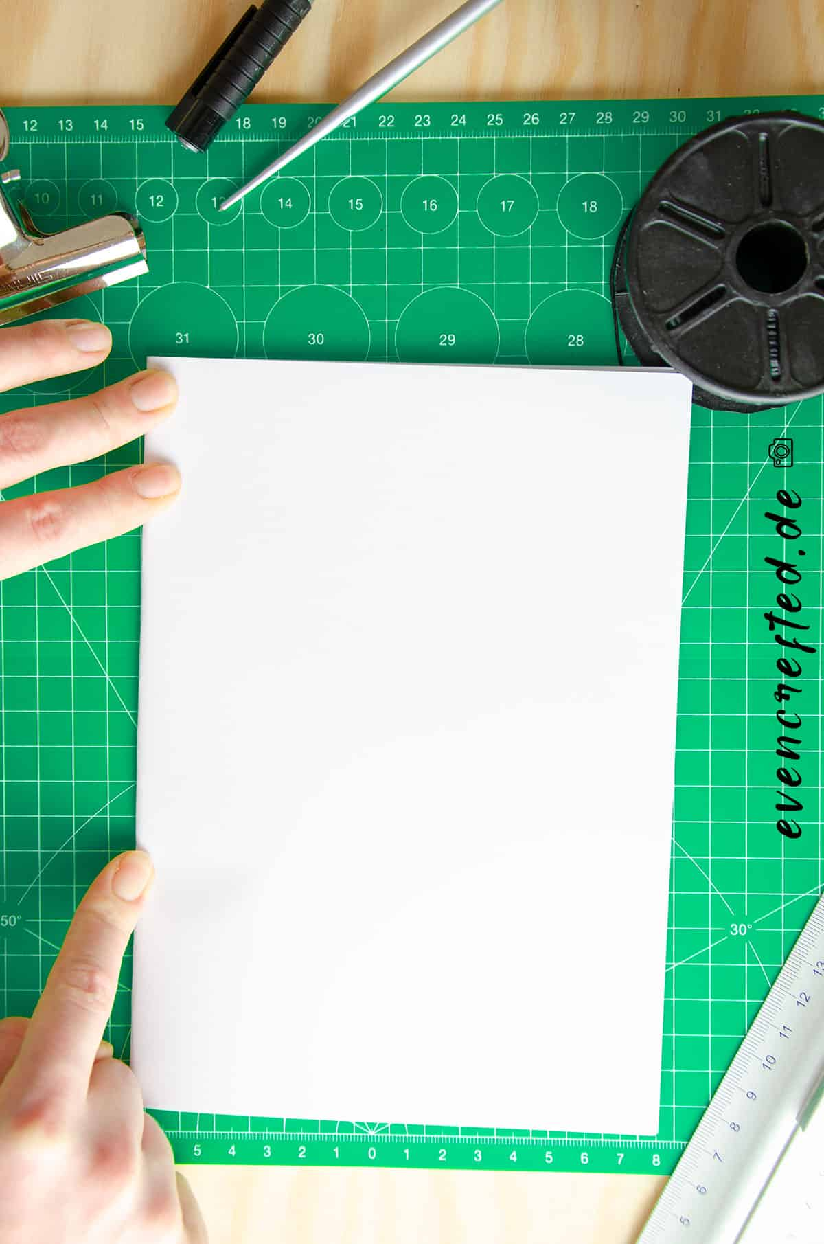 Hast Du mal Lust ein Notizbuch selber zu machen und dann hübsch zu gestalten? Ich zeige dir 6 kreative Ideen wie: Ob als Bullet Journal, Tagesplaner oder Rezeptheft | evencrafted.de ♥ DIY & Naturkosmetik Blog