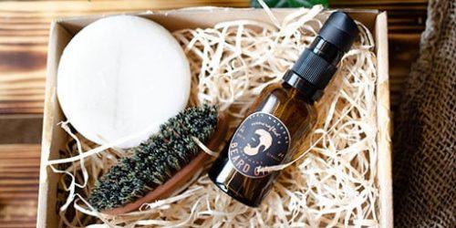 Bartöl für einen weichen Männerbart selber machen als Geschenk
